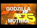 92gojira vs mosura2
