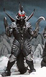 Monster X Gigan