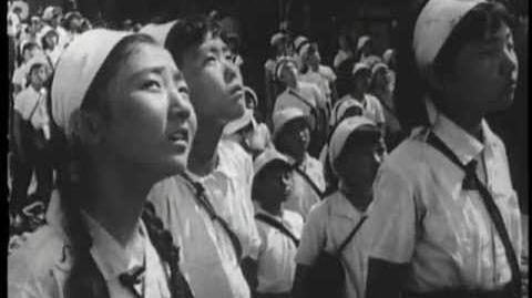 映画「ひろしま」予告編