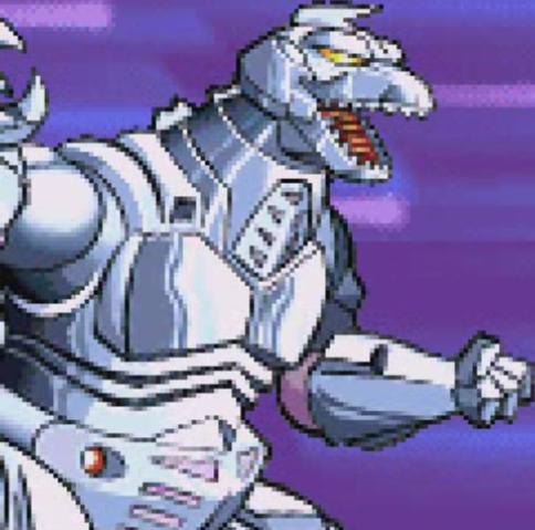 File:Gojira Godzilla Domination - Battle Sprites - MechaGodzilla 2.png