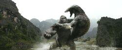 Kong skull island alpha skullcrawler kong 5 by giuseppedirosso-dblryjv