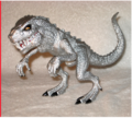 Trendmasters Silver Baby Godzilla