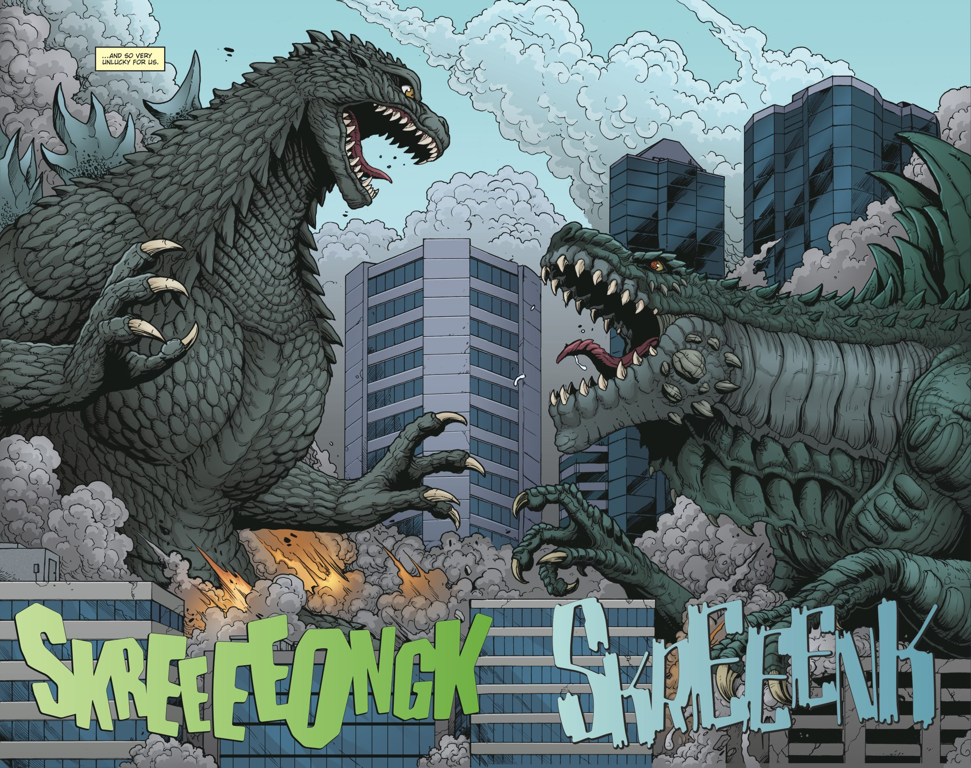 Remembering Roland Emmerich's Godzilla, 20 Years Later – The Toilet