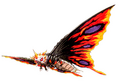 Concept Art - Godzilla vs. Mothra - Battra Imago 11