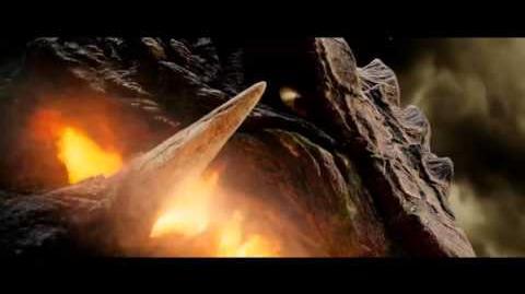 Gamera (50th anniversary short film) - Trailer