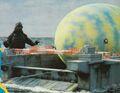 GVMTBFE - Godzilla Approaches Mothra Egg