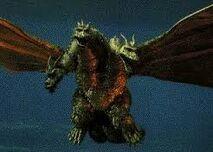 Ghidorah en Godzilla vs Gigan
