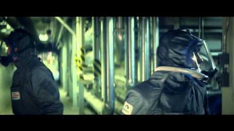 Godzilla - Clip 1 ¿Estás ahí? HD
