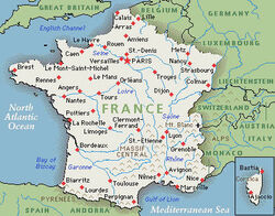 Country of France