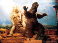 Godzilla Wolfman color