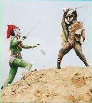 Greenman - Monsters - Hotter