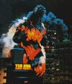 GVD - Godzilla On the Rampage