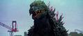 GXM Godzilla Head-Shot