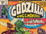 Godzilla, King of the Monsters (Marvel) Issue 5