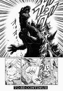 Godzilla vs unknown monsters