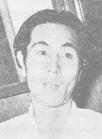 Akira Ifukube joven