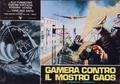 Gamera - 3 - vs Gyaos - 99999 - 1 - Italian Poster