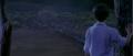 Godzilla vs. Megaguirus - The kid looks at the wormhole at night