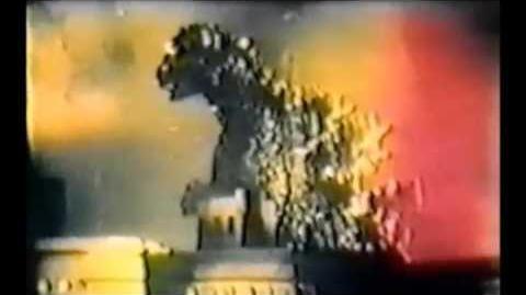 Cozzilla (A.K.A Luigi Cozzi's Godzilla 1977) Main Music