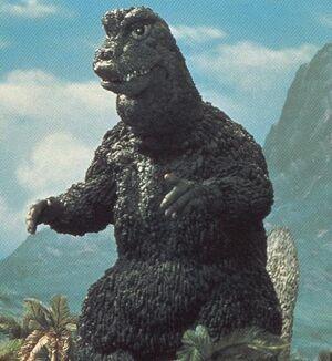 Godzilla (1967) - Infobox