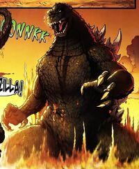 Godzilla (Legends)