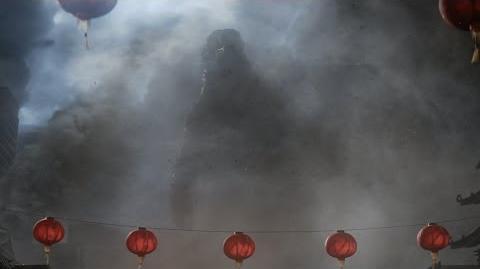 Godzilla - International Trailer HD
