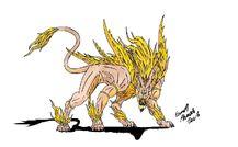 Neo Daikaiju KING CAESAR by Dino master