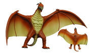 Diamond Select Rodan 1993 Vinyl Figure Bank