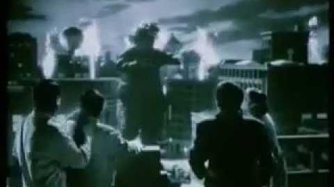 Dr. Pepper - Godzilla (1985, USA)