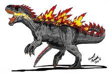 Neo Daikaiju GODZILLA by Dino master