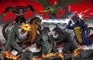 Global kaiju battle by kaijuverse