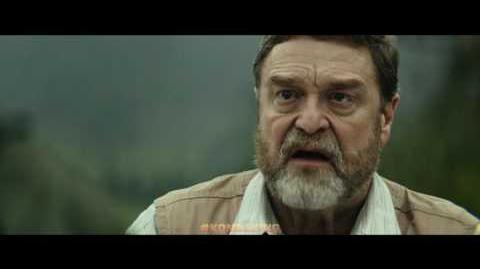 """KONG SKULL ISLAND - """"Calvary"""" TV Spot"""