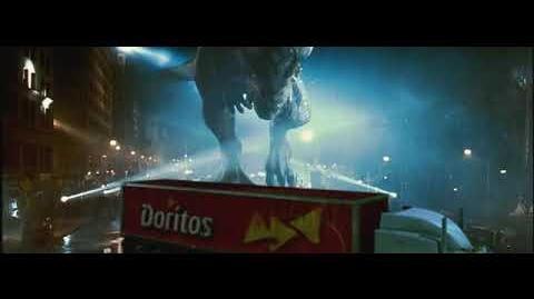 Doritos Downtown Godzilla