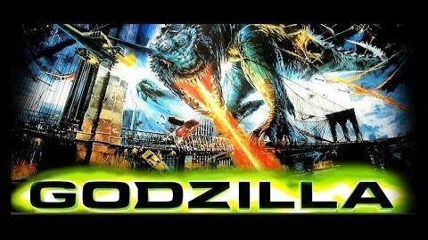 Godzilla Hubschrauber Szene