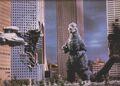 Super X vs Godzilla