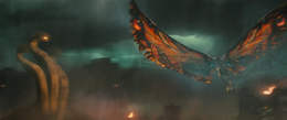 Mothra's Sacrifice