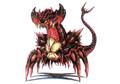 Concept Art - Godzilla vs. Destoroyah - Destoroyah Aggregate 1
