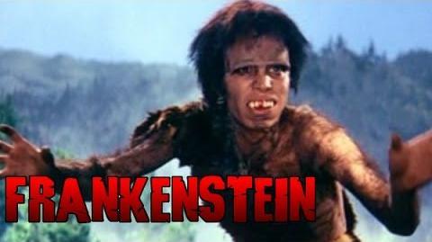 Frankenstein Roars (Frankenstein vs. Baragon)