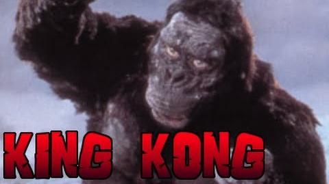 King Kong Roars (Showa Series)