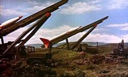 Rodan - Honest John Missile Launchers