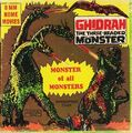8 Milimeter Ghidrah, The Three-Headed Monster Cover