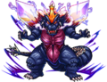 Godzilla X Monster Strike - Combat Form SpaceGodzilla