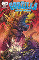 RULERS OF EARTH Issue 15 CVR RI