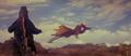 All Monsters Attack - Kamacuras number 3 flies