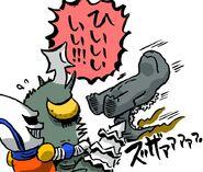 Kick by benisuke-d78vqj1