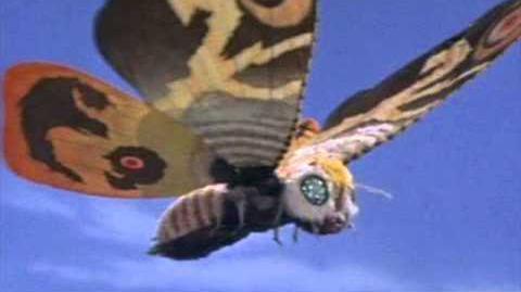 Mothra 1961-1966 Cries