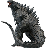 Godzilla (Gojira) MV transparent