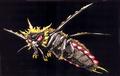 Concept Art - Godzilla vs. Mothra - Battra Imago 8