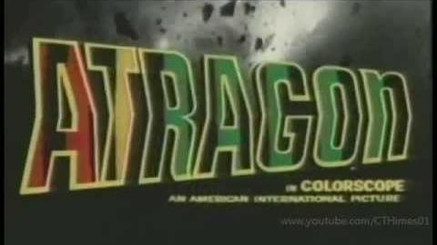 Atragon (1963) - Trailers