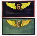Concept Art - Godzilla vs. MechaGodzilla 2 - G-Force Logo 1